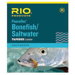 Rio Fluorocarbon Bonefish/Saltwater Knotless Leaders