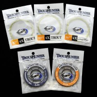 TroutHunter Nylon Trout Leader